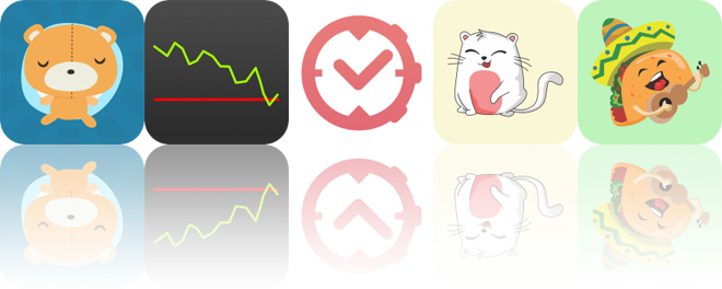 Today's Apps Gone Free: Rhyme Time, DailyWeight, aTimeLogger and More