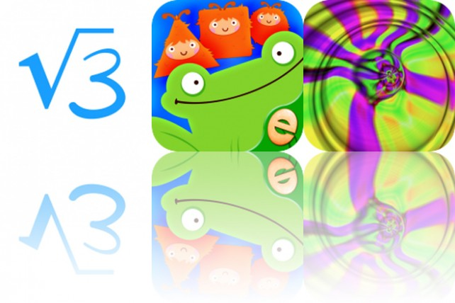 Today's Apps Gone Free: MyScript Calculator, Toddler Learning Games and PirTie