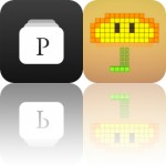 Today's Apps Gone Free: Pixel+ Camera, Portafolio, Cubes and More