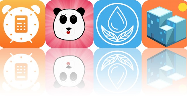 Today's Apps Gone Free: Time + Date Calculator, Unbearably Adorable Panda, 1001 Inspirational Quotes and More