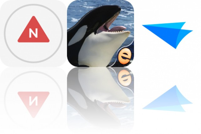 Today's Apps Gone Free: Simply North, Orca Puzzles and Flow
