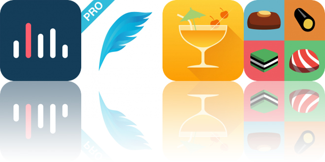 Today's Apps Gone Free: 5coins, Tweety, Open Bar and More