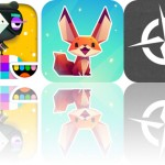Today's Apps Gone Free: Toca Blocks, The Little Fox and Waypoint