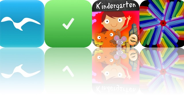 Today's Apps Gone Free: Wonder 7, Do.List, Animal Math Kindergarten Games and More