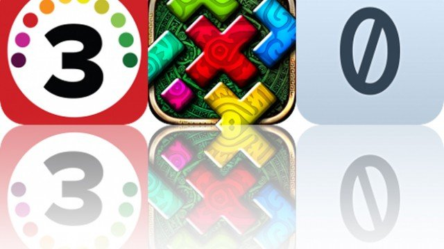 Today's Apps Gone Free: 3rd Grade Reading, Montezuma Puzzle 4 and Zero+