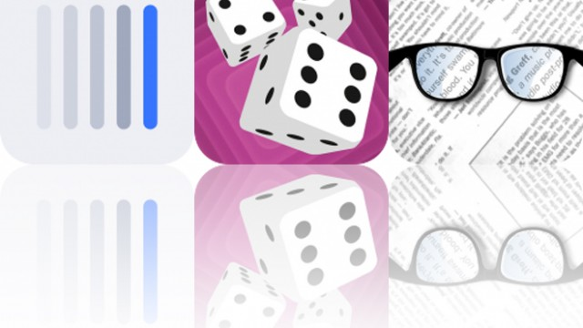 Today's Apps Gone Free: Metronome+, Roll For It and Pocket Glasses