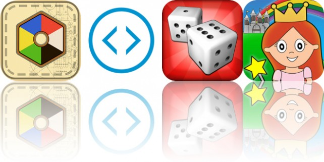 Today's Apps Gone Free: Rolling Bolts, Change, Backgammon and More