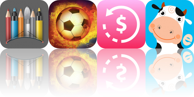 Today's Apps Gone Free: Snap Markup, Futsal Championship, Frugi and More