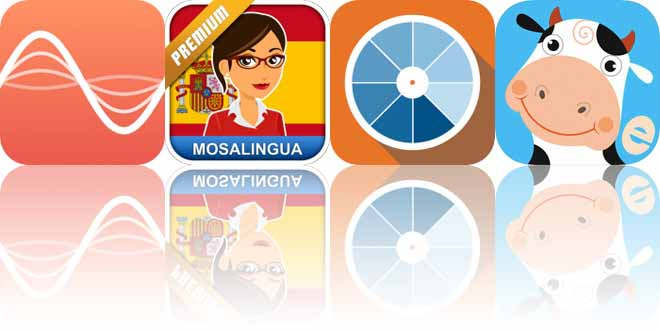 Today's Apps Gone Free: Tone, Learn Spanish, RAL and More