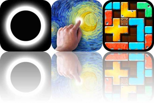 Today's Apps Gone Free: A Noble Circle, Starry Night Interactive and Slide Tetromino