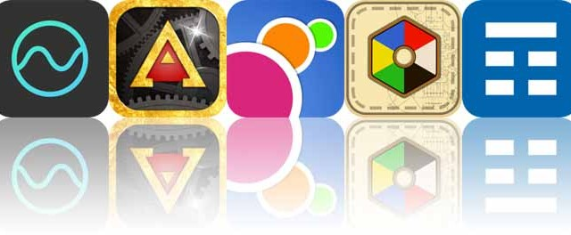 Today's Apps Gone Free: Noizio, Aureus, Color Dots and More