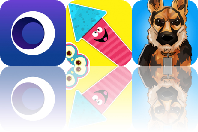 Today's Apps Gone Free: Tadaa SLR, Fireworks Lab and Get 'Em