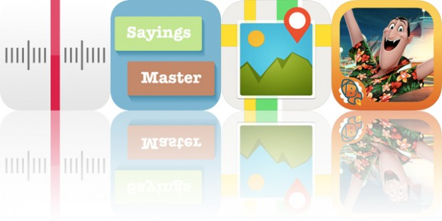 Today's Apps Gone Free: RadioApp, Sayings Builder Master, FotoMap and More