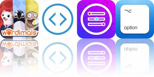 Today's Apps Gone Free: Wordimals, Change, Picture Perfect and More