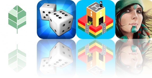 Today's Apps Gone Free: Landscape Design Editor, Backgammon HD, Blox 3D City Creator and More