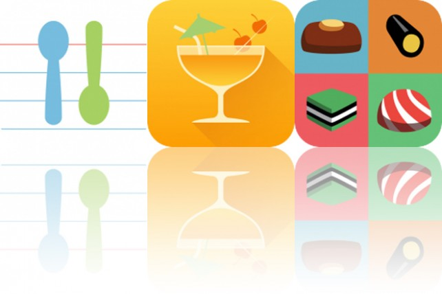 Today's Apps Gone Free: Substitutions, Open Bar and Sweet Factory Prime