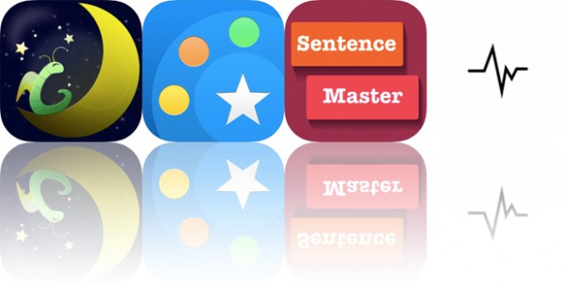 Today's Apps Gone Free: Sleep Bug, Alloy, Sentence Builder Master and More
