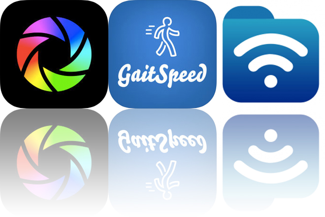 Today's Apps Gone Free: Chromatica, Gait Speed and Phone Drive