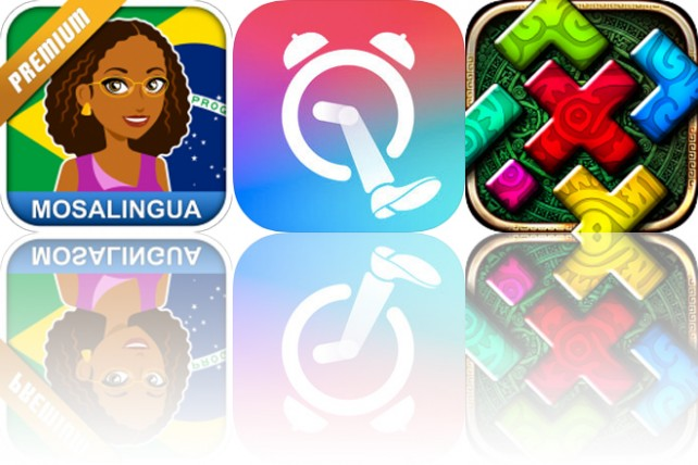 Today's Apps Gone Free: Learn Portuguese, Step Out and Montezuma Puzzle 4