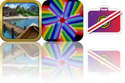 Today's Apps Gone Free: The Hunt for the Lost Treasure, Doodle Dandy and VisualX