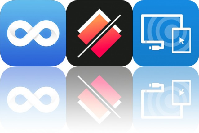 Today's Apps Gone Free: Super Habit, Linia and Splashtop Wired XDisplay