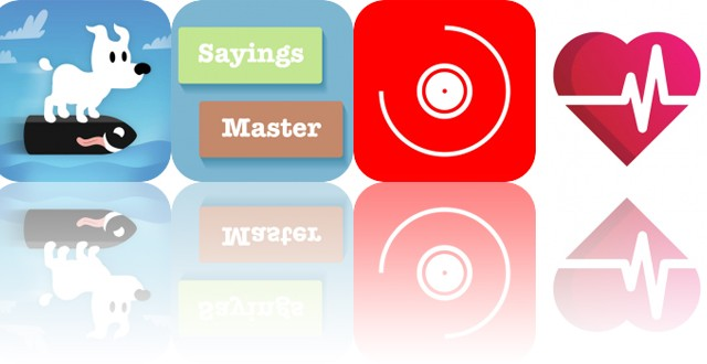 Today's Apps Gone Free: Mimpi Dreams, Sayings Builder Master, Discographic and More