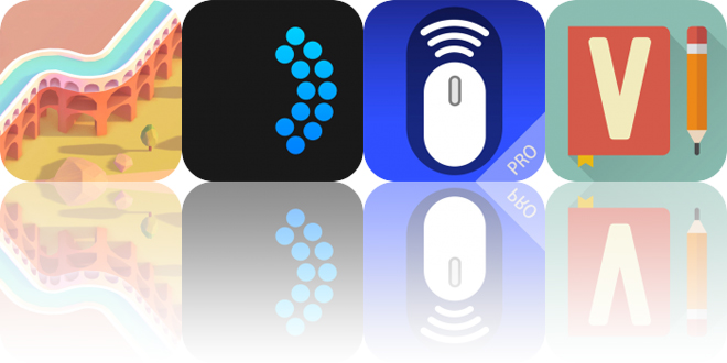Today's Apps Gone Free: Aquavias, Breathing Zone, WiFi Mouse Pro and More