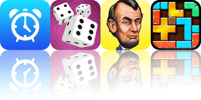 Today's Apps Gone Free: Beep Me, Roll For It, Who Was and More