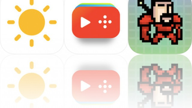 Today's Apps Gone Free: WeatherWheel, Funnel and Tower of Fortune