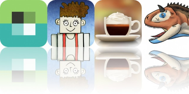 Today's Apps Gone Free: Antitype, Albert, The Great Coffee App and More