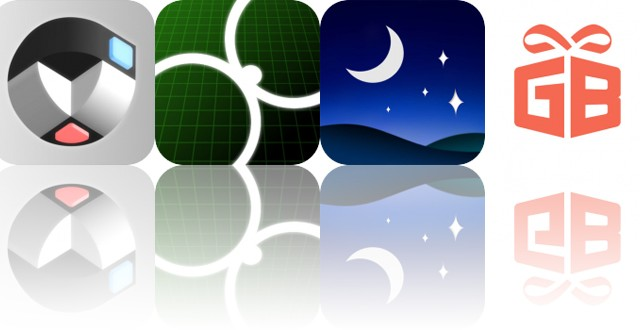 Today's Apps Gone Free: Push, oO, Star Rover and More