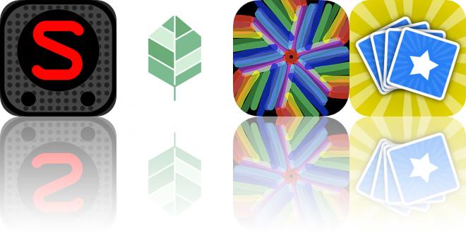 Today's Apps Gone Free: SomaFM, Landscape Design Editor, Doodle Dandy and More