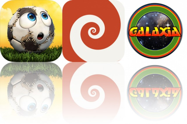 Today's Apps Gone Free: Luca: The Dreamer, HyperDroste and Galaxia