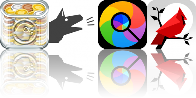 Today's Apps Gone Free: Savings Goals, Good Woofy, Color Query and More