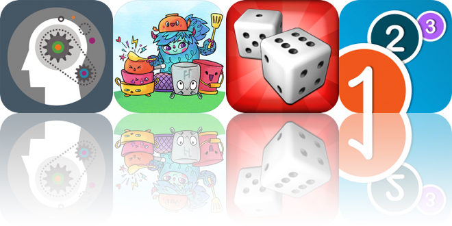 Today's Apps Gone Free: Slidercrash, Teach Phone Number to Kids, Backgammon and More