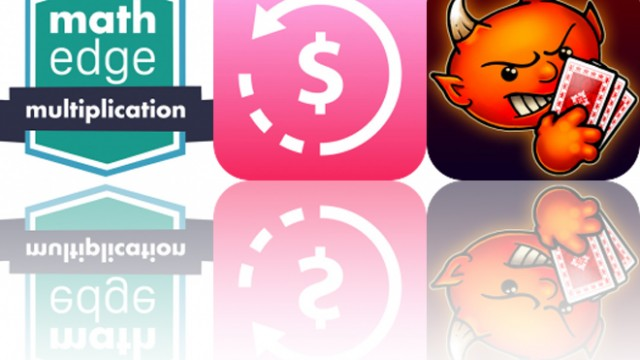 Today's Apps Gone Free: MathEdge, Frugi and Spite & Malice
