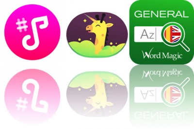 Today's Apps Gone Free: Tunable, The Wild Unicorn Squad and English Spanish Dictionary