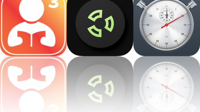 Today's Apps Gone Free: 3rd Grade Vocabulary Challenge, Cycle and Stopwatch