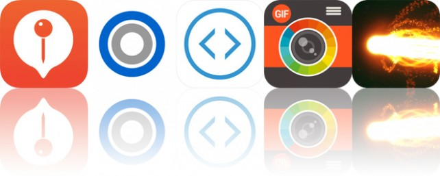 Today's Apps Gone Free: Visits, Loop & Dot, Change and More