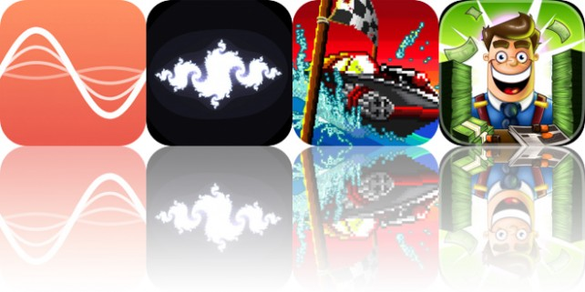 Today's Apps Gone Free: Tone, FractRoam, Pixel Boat Rush and More