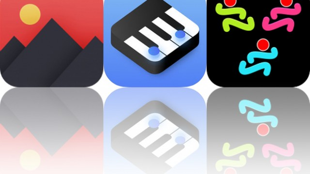 Today's Apps Gone Free: Pixomatic, Tonic and DMD vClone