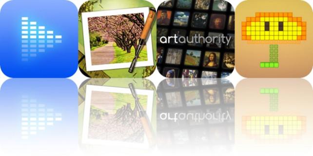 Today's Apps Gone Free: LeechTunes, Moku Hanga, Art Authority and More