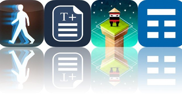 Today's Apps Gone Free: Reverse Movie FX, TextEdit, The Pedestal and More