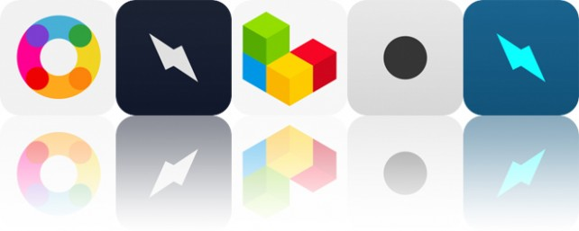 Today's Apps Gone Free: Tayasui Color, Net Status, Tayasui Blocks and More