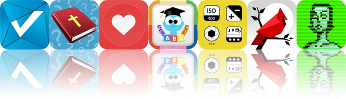 Today's Apps Gone Free: Tasker, Bible Challenge Quiz, Loving U and More