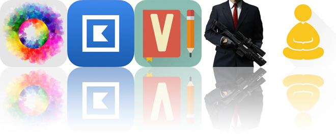 Today's Apps Gone Free: PhotoViva, Kroo Sports, Vocabulary and More