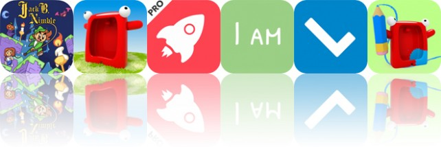 Today's Apps Gone Free: Jack B. Nimble, Talking Carl, Magic Launcher and More