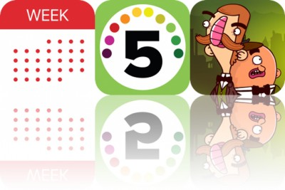 Today's Apps Gone Free: WeekCal, 5th Grade Reading and Bertram Fiddle