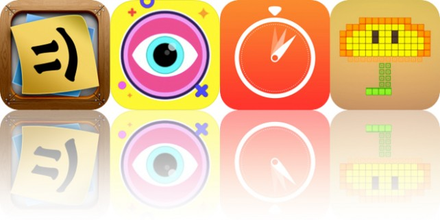 photo of Today's Apps Gone Free: Stickyboard 2, Smash Puck, Stopwatches and More image