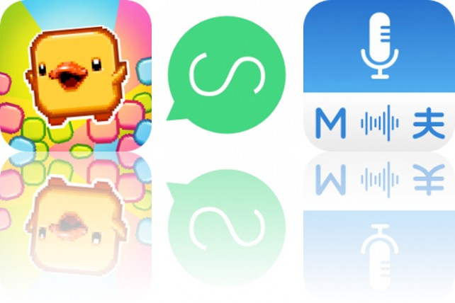 Today's Apps Gone Free: Duck Bumps, Speaky and Multi Translate